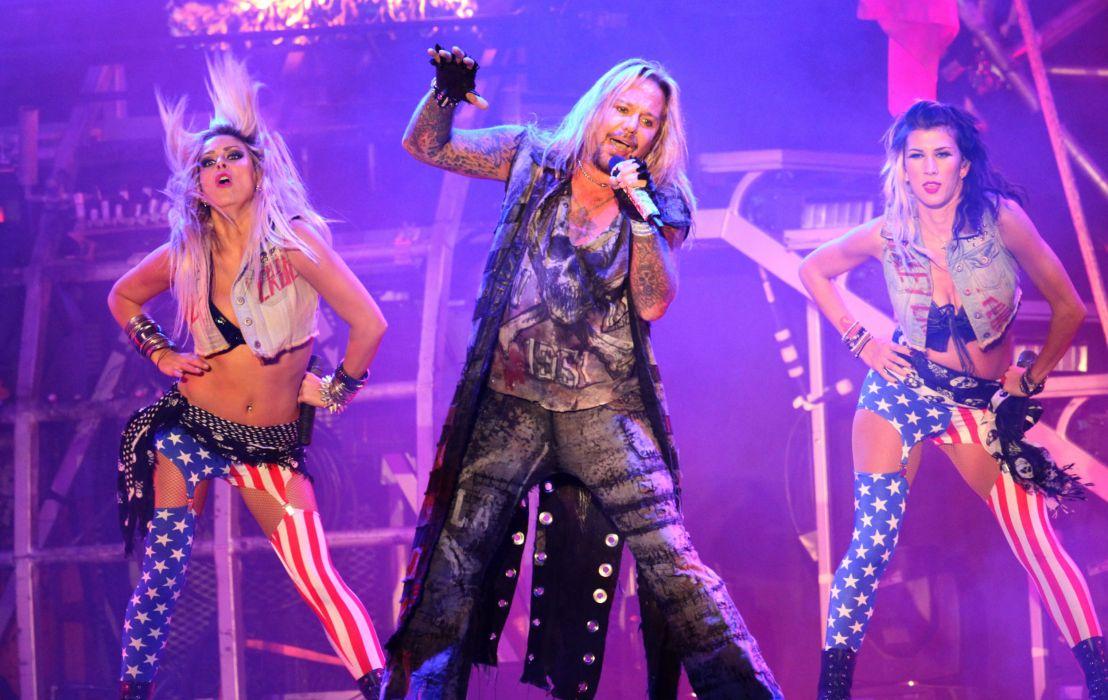 Motley Crue heavy metal rock bands concert     e wallpaper