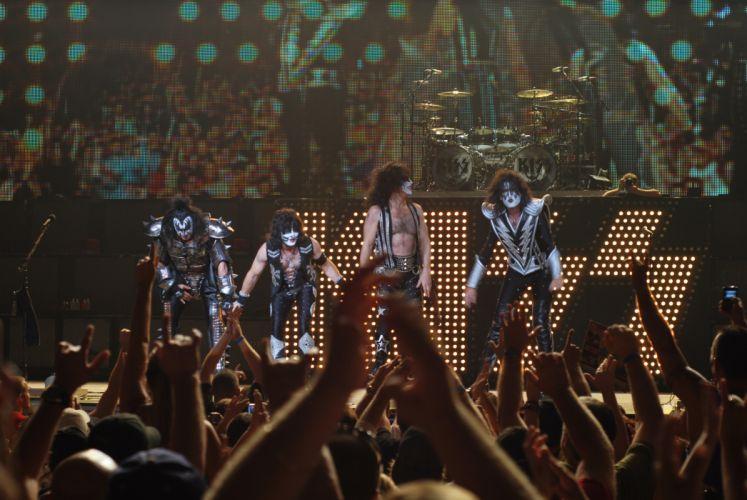 Kiss heavy metal rock bands concert b_JPG wallpaper