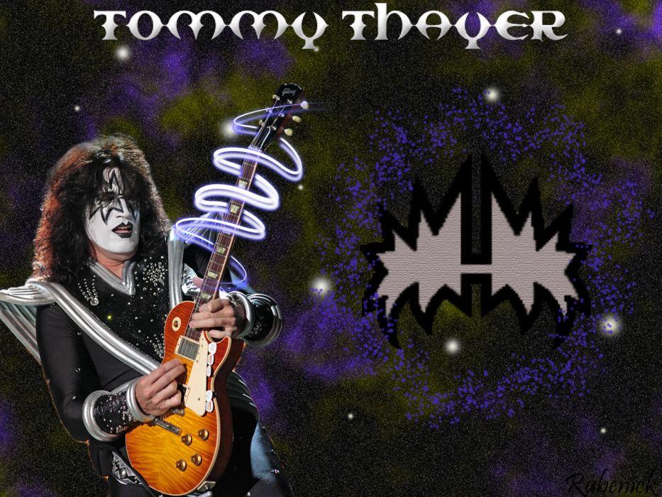 Kiss heavy metal rock bands guitar      e wallpaper