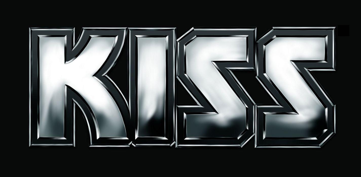 Kiss Heavy Metal Rock Bands Logo E Wallpaper 2264x1112