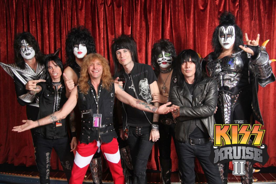 Kiss heavy metal rock bands steven adler wallpaper