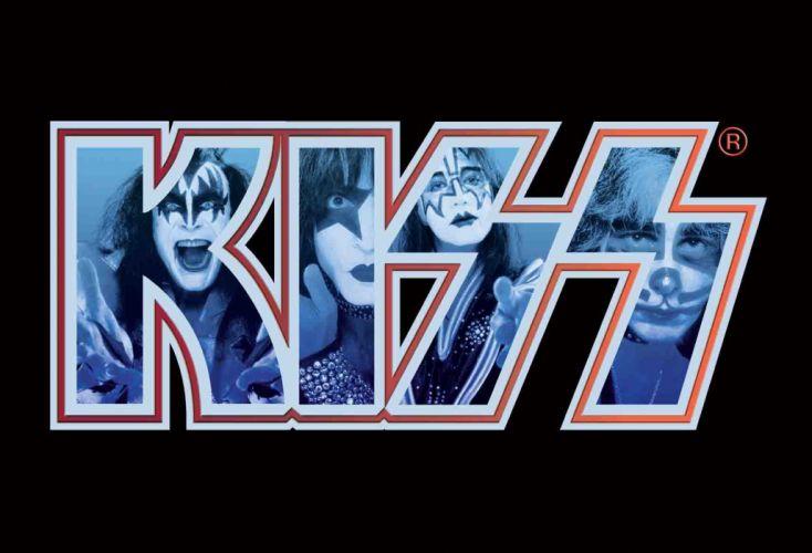 Kiss heavy metal rock wallpaper
