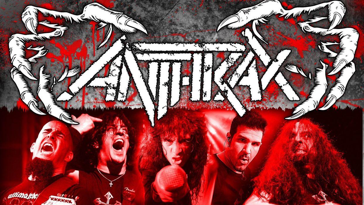 Anthrax heavy metal hard rock bands     e wallpaper