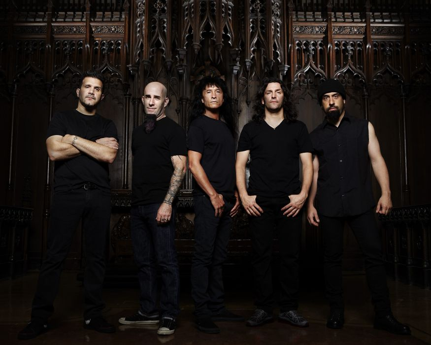Anthrax heavy metal hard rock bands    i wallpaper
