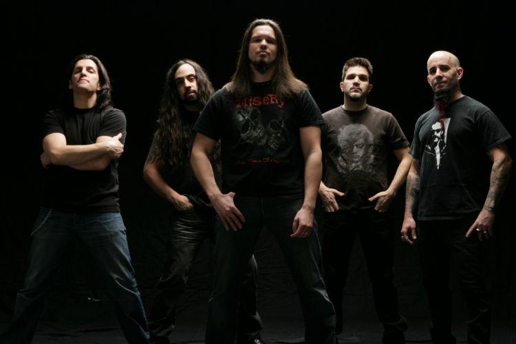 Anthrax heavy metal hard rock bands q wallpaper