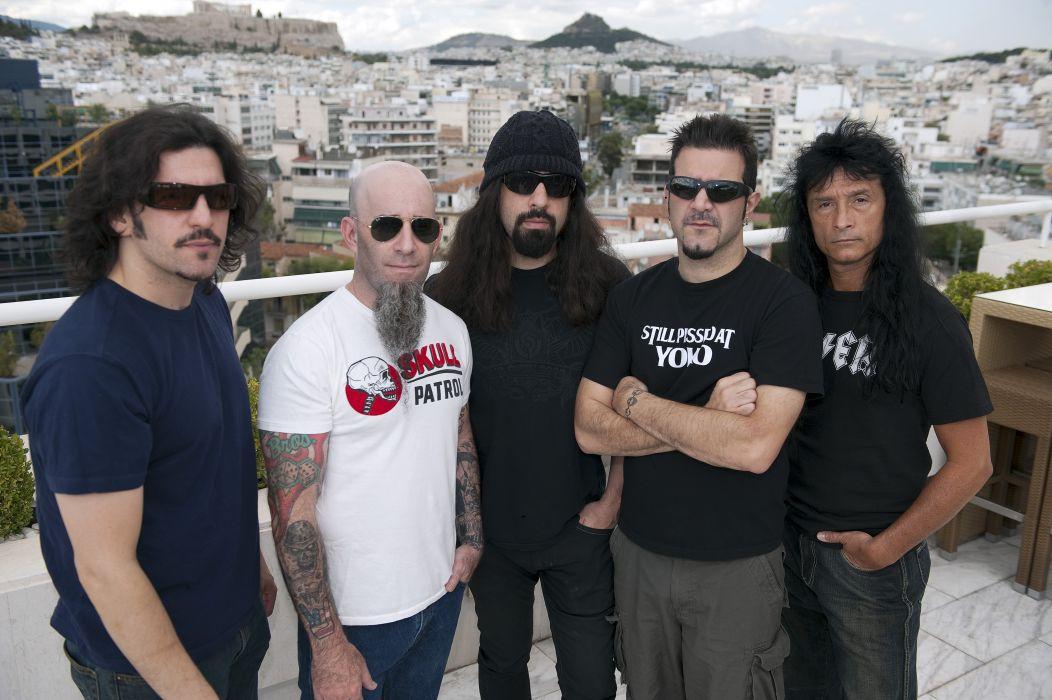 Anthrax heavy metal hard rock bands wallpaper