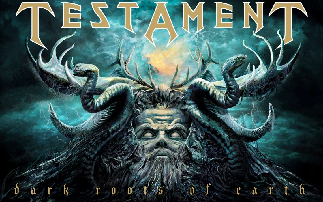 Testament Heavy Metal Hard Rock Band R Wallpaper 2560x1600