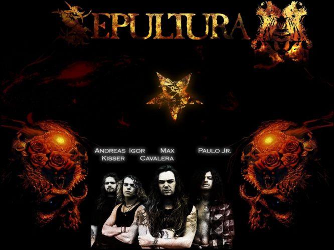 sepultura heavy metal hard rock bands d wallpaper