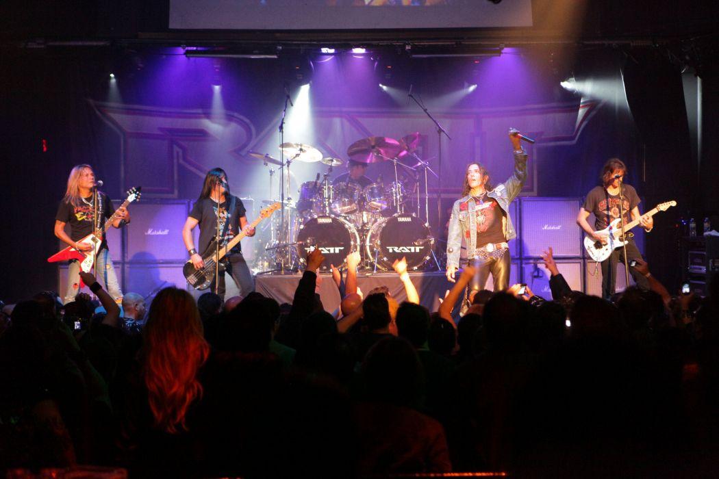 RATT hair metal heavy glam hard rock concert guitar wallpaper