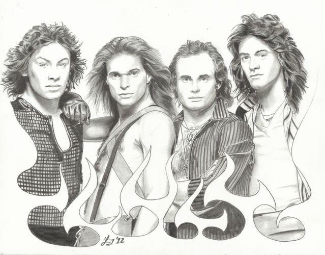 VAN HALEN heavy metal hard rock bands x wallpaper