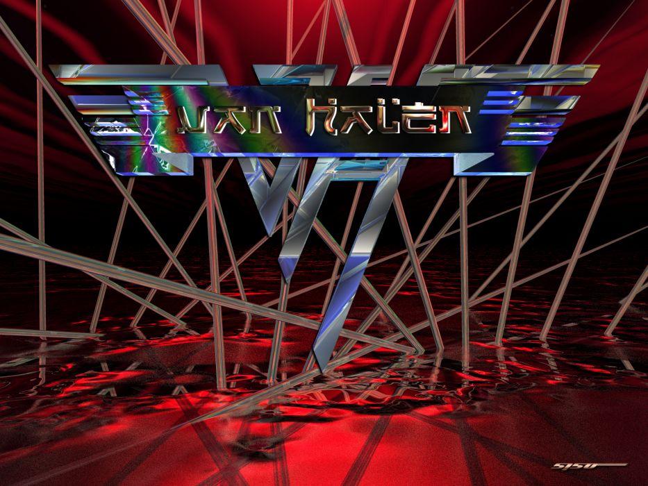 Van Halen Heavy Metal Hard Rock Bands S Wallpaper 1600x1200