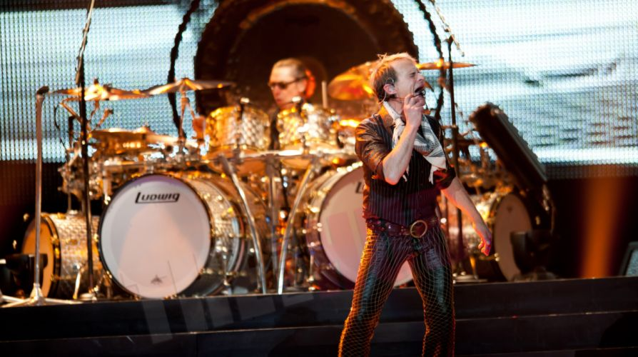 VAN HALEN heavy metal hard rock bands concert drums c wallpaper