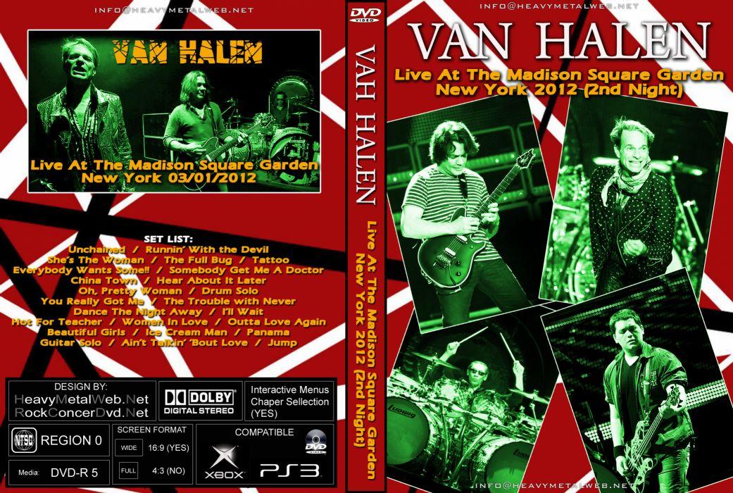 VAN HALEN heavy metal hard rock bands concert guitar       i wallpaper
