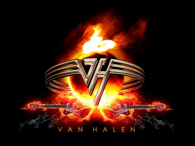 VAN HALEN heavy metal hard rock bands guitar e wallpaper