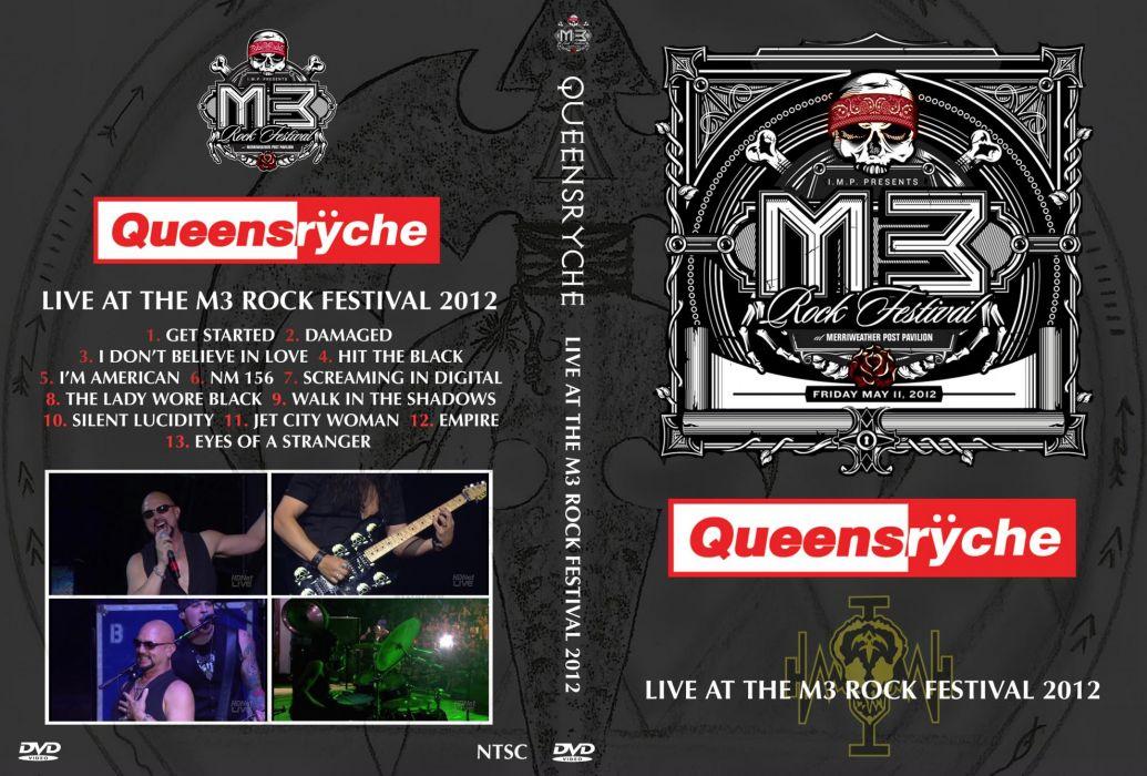 Queensryche heavy metal hard rock bands      f wallpaper