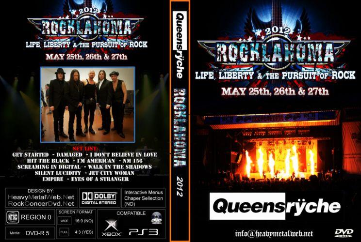 Queensryche heavy metal hard rock bands r wallpaper
