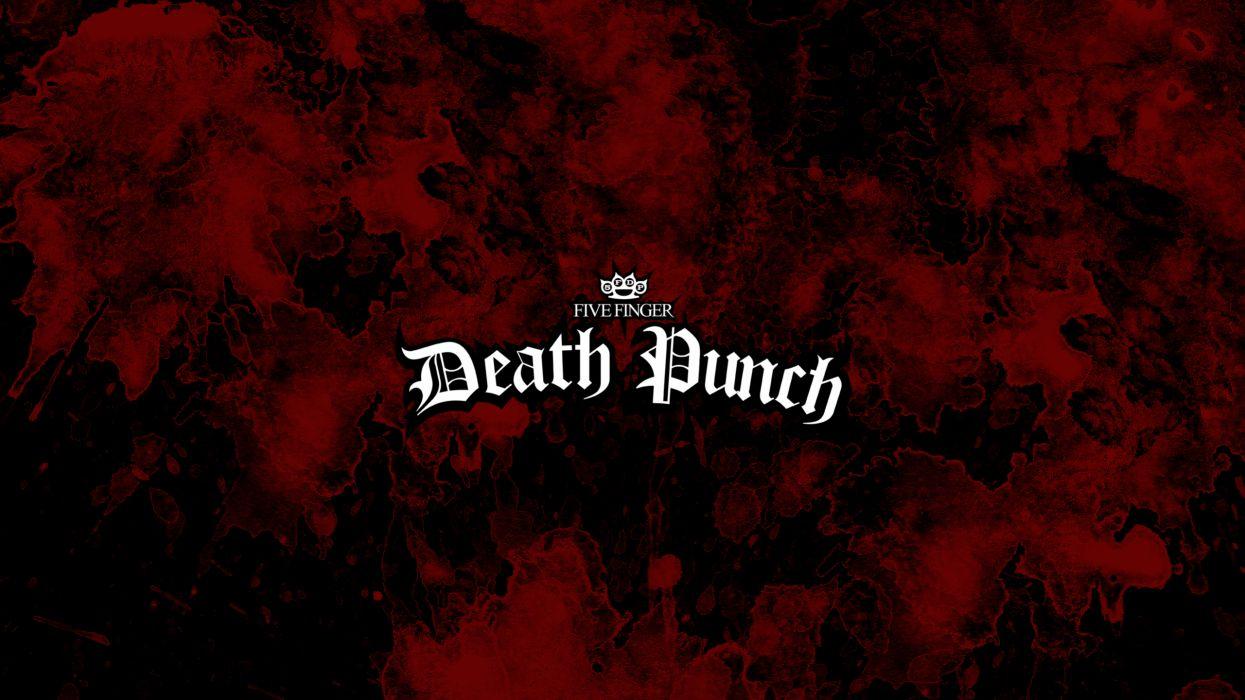 FIVE FINGER DEATH PUNCH heavy metal hard rock bands      t wallpaper