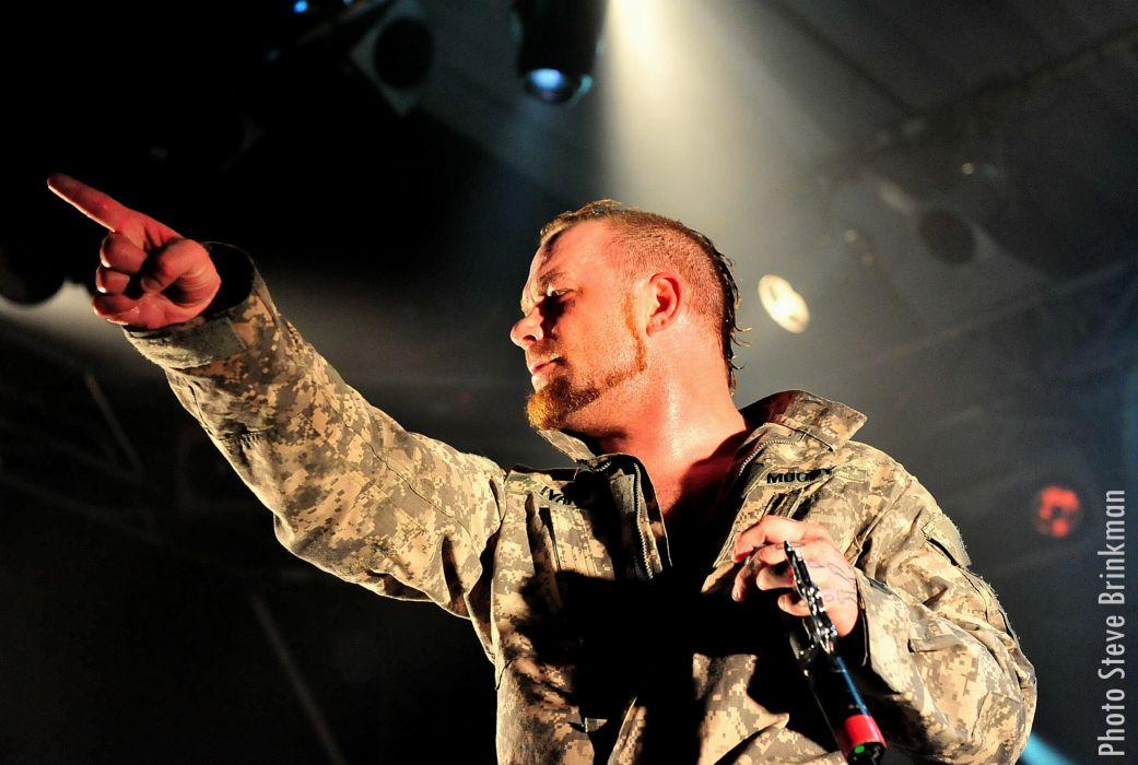 FIVE FINGER DEATH PUNCH heavy metal hard rock bands concert      t wallpaper