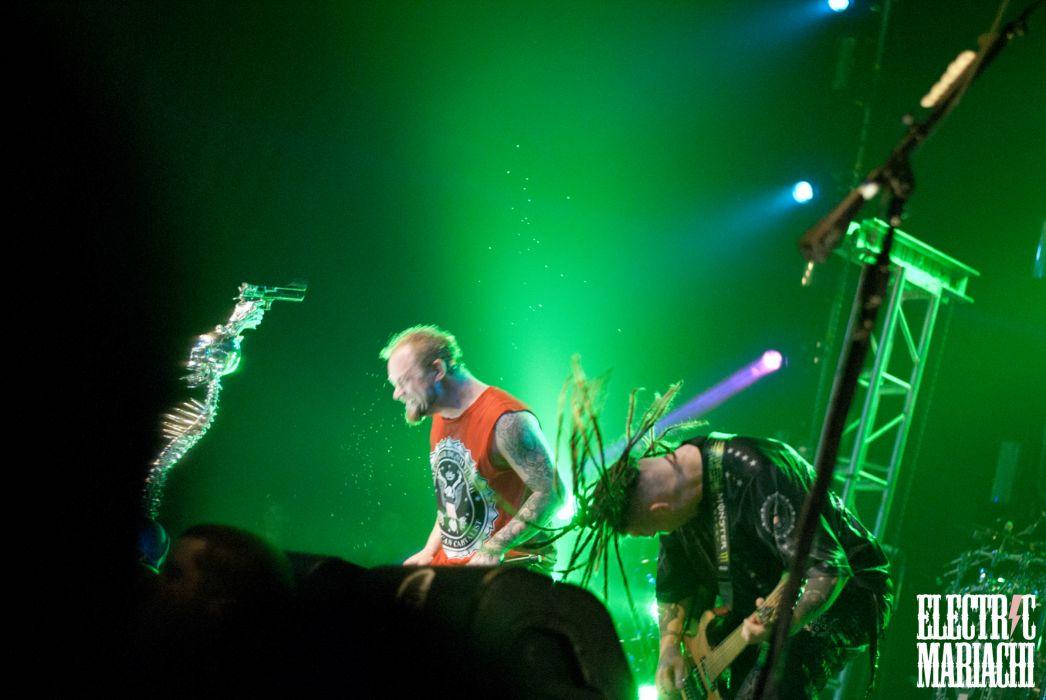 FIVE FINGER DEATH PUNCH heavy metal hard rock bands concert guitar   w wallpaper