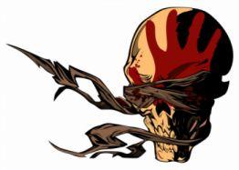 FIVE FINGER DEATH PUNCH heavy metal hard rock bands skull skulls dark u wallpaper