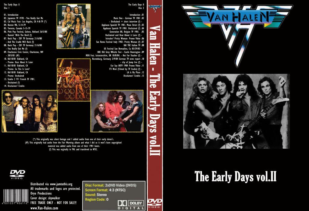 VAN HALEN heavy metal hard rock bands      p wallpaper