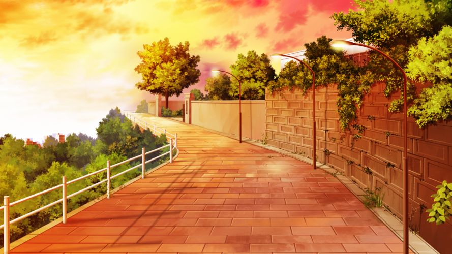 game cg scenic your diary wallpaper