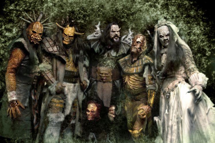 Lordi heavy metal bands dark r wallpaper