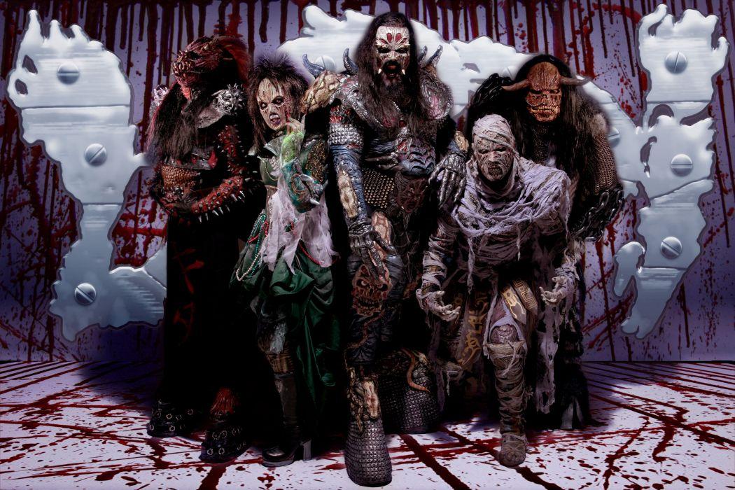 Lordi heavy metal bands dark     q wallpaper
