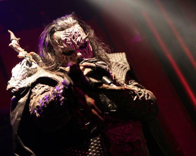 Lordi heavy metal bands dark v wallpaper
