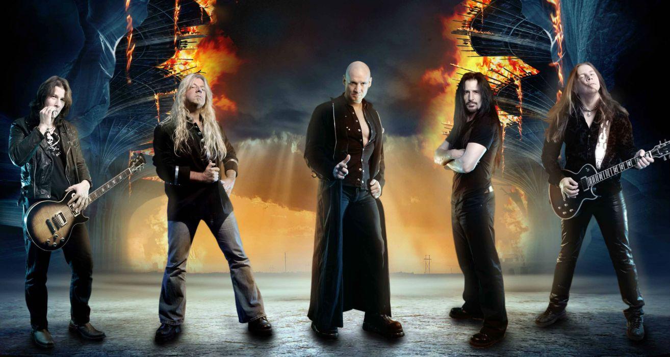 Primal Fear Heavy Metal Hard Rock Bands Q Wallpaper 3548x1890
