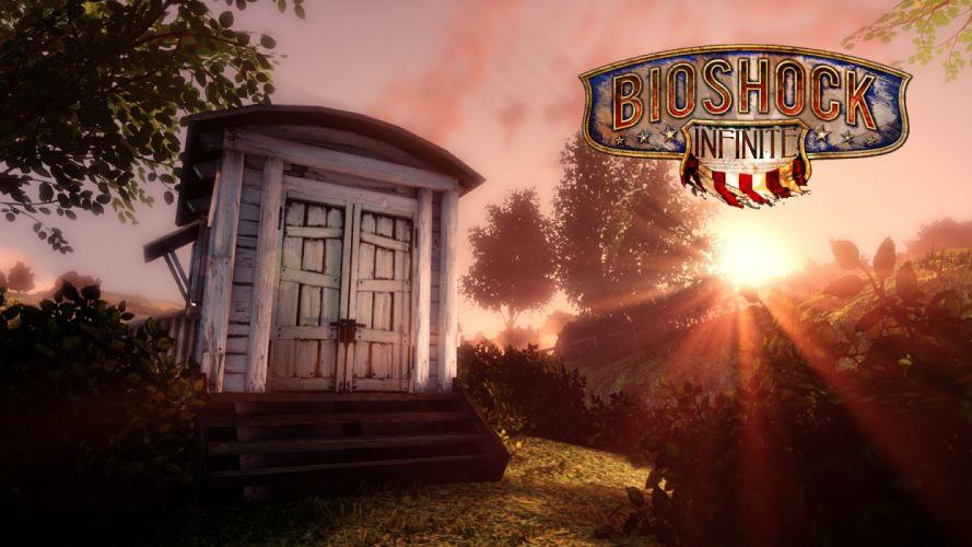 Bioshock Bioshock Infinite Sunlight wallpaper