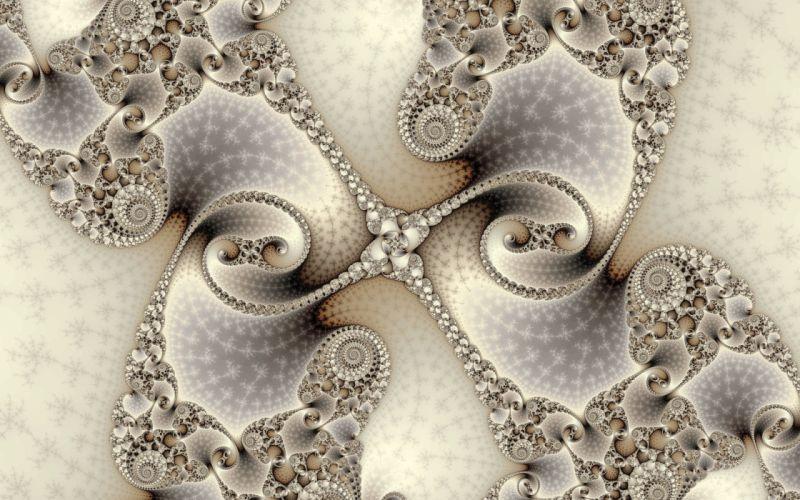 fractal abstraction wallpaper
