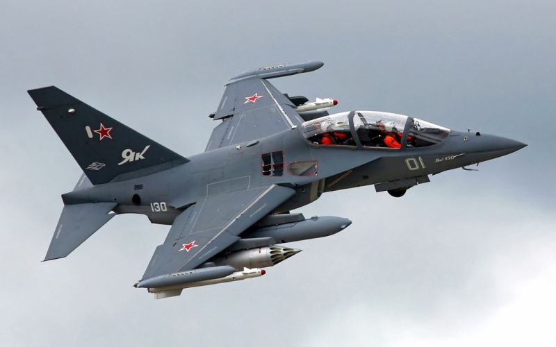 Yak fighter jet jets military wallpaper