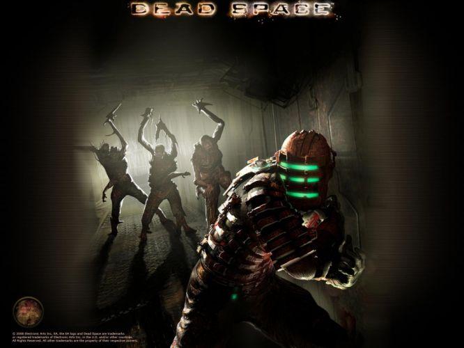 Dead Space videogames sci-fi futuristic g wallpaper