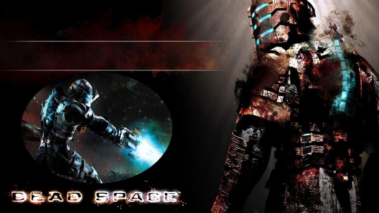Dead Space videogames sci-fi futuristic     o wallpaper