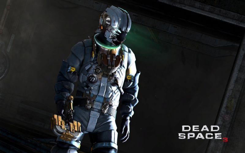 Dead Space videogames sci-fi futuristic w wallpaper