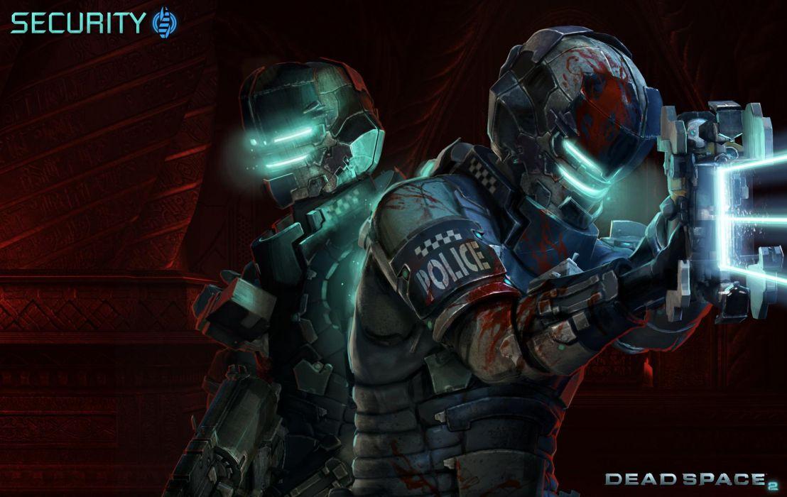 Dead Space videogames sci-fi futuristic     a wallpaper
