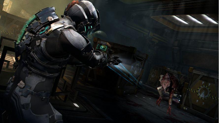 Dead Space videogames sci-fi futuristic r wallpaper