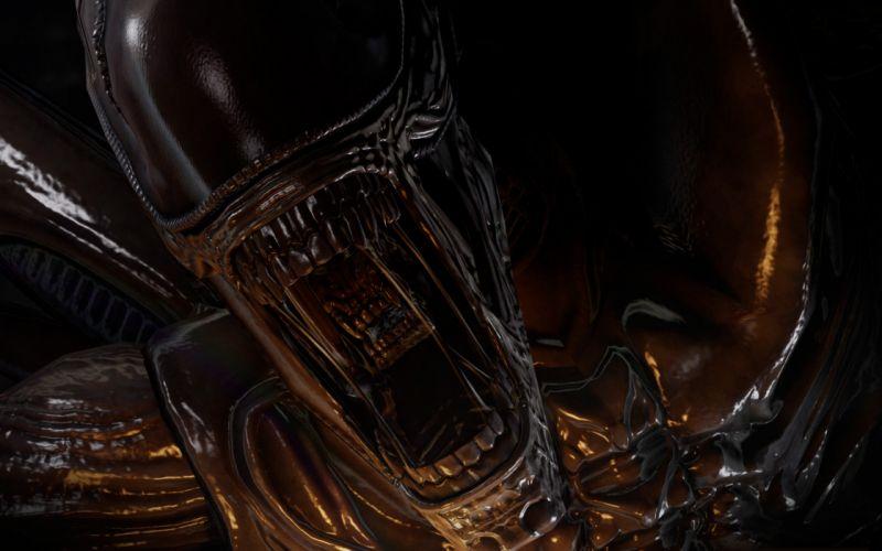 Aliens vs_ Predator Games sci-fi alien n wallpaper