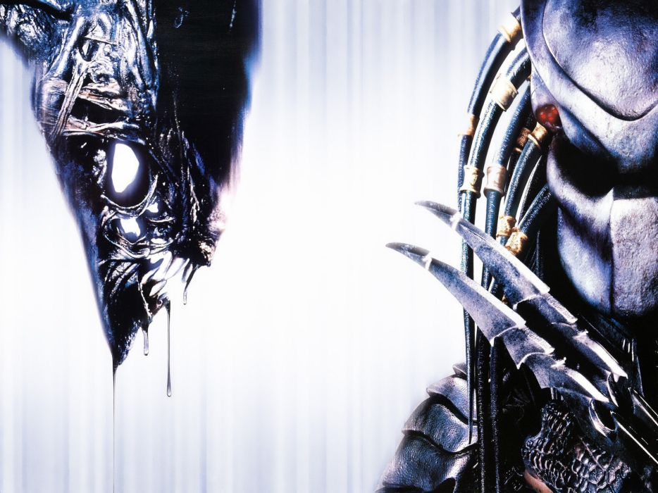 Aliens vs_ Predator Games sci-fi alien movies       e wallpaper