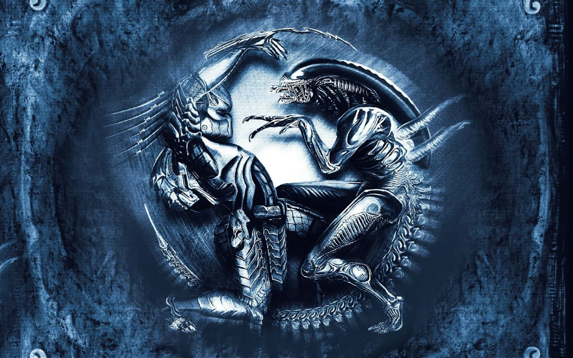 Aliens vs_ Predator Games sci-fi alien movies       f wallpaper