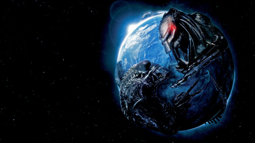 Aliens vs_ Predator Games sci-fi alien movies k wallpaper