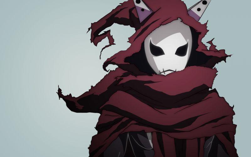 john doe mask yumekui merry dark wallpaper
