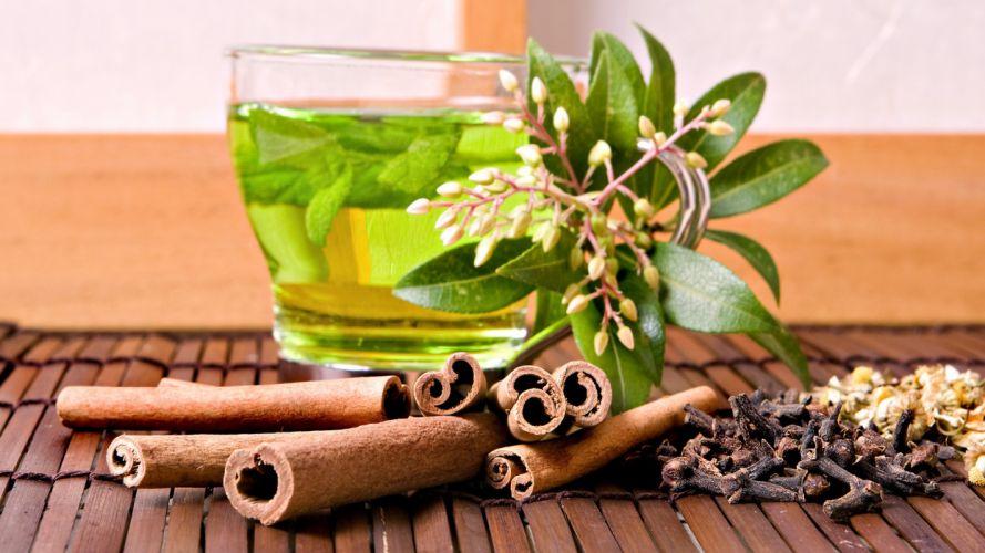 tea cinnamon wallpaper
