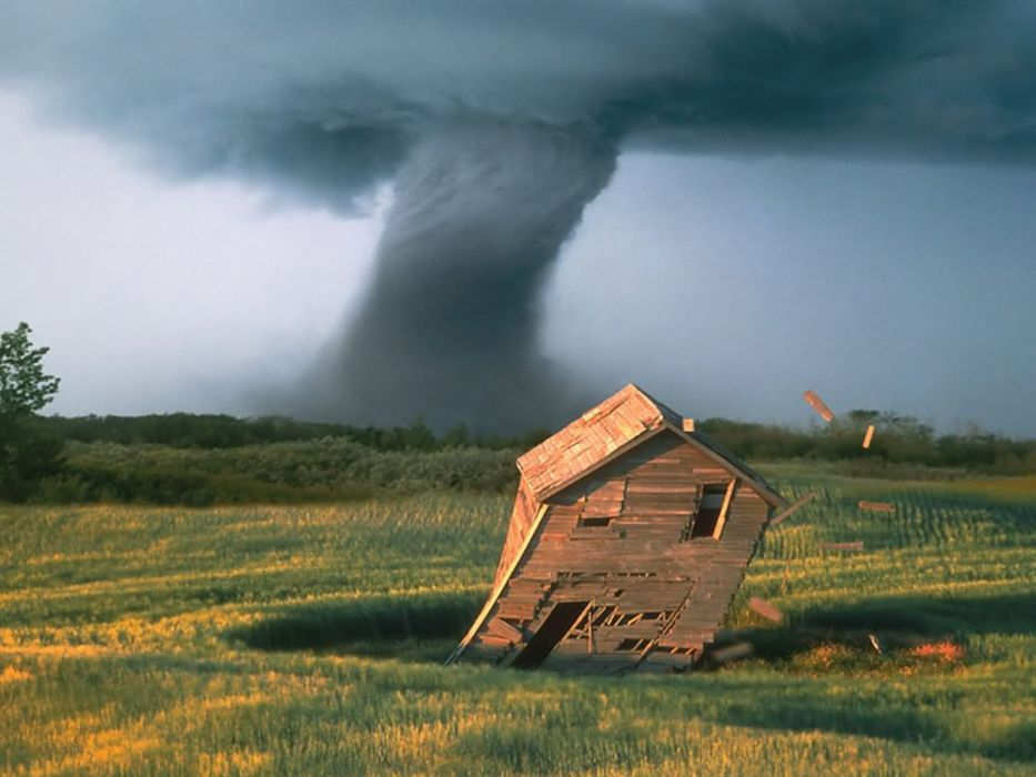 houses tornadoes shack wallpaper