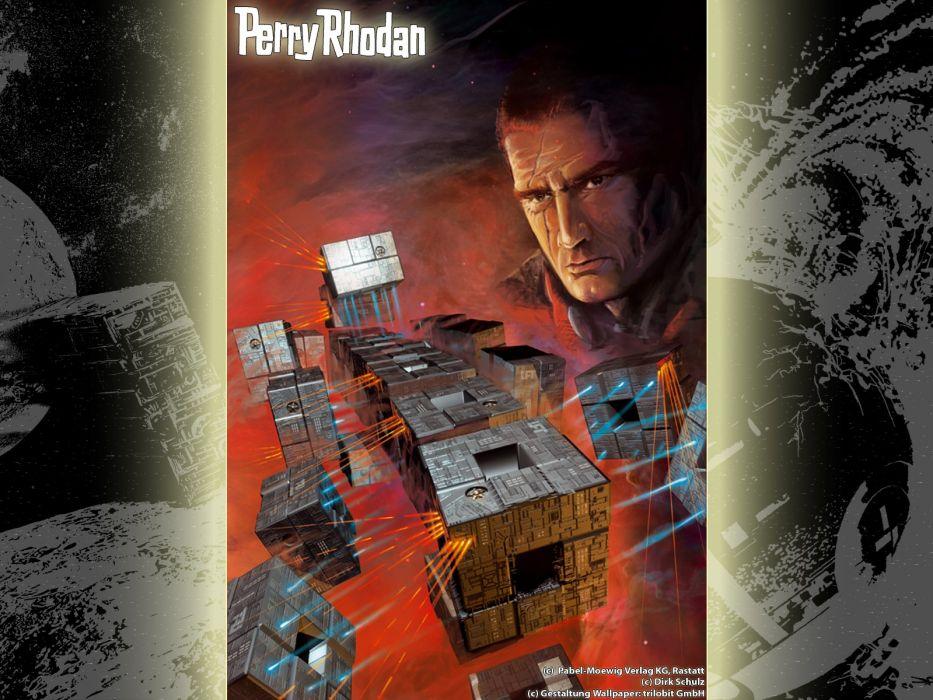 magazines Perry Rhodan wallpaper