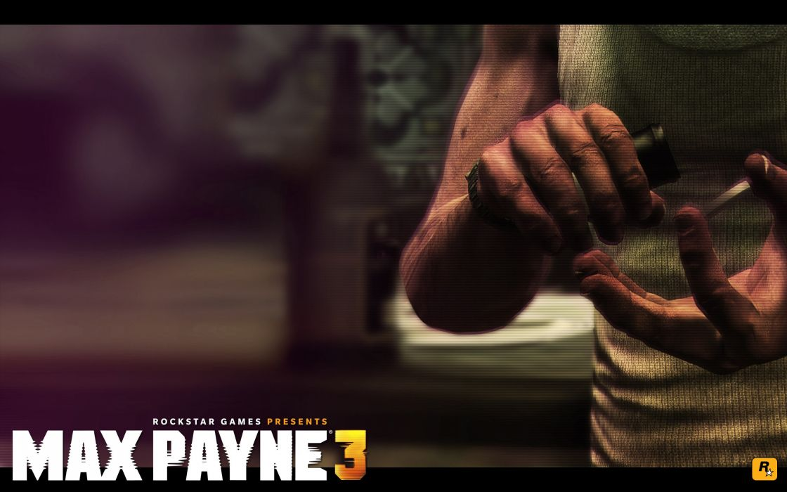 Video Games Rockstar Games Max Payne 3 Wallpaper 2560x1600