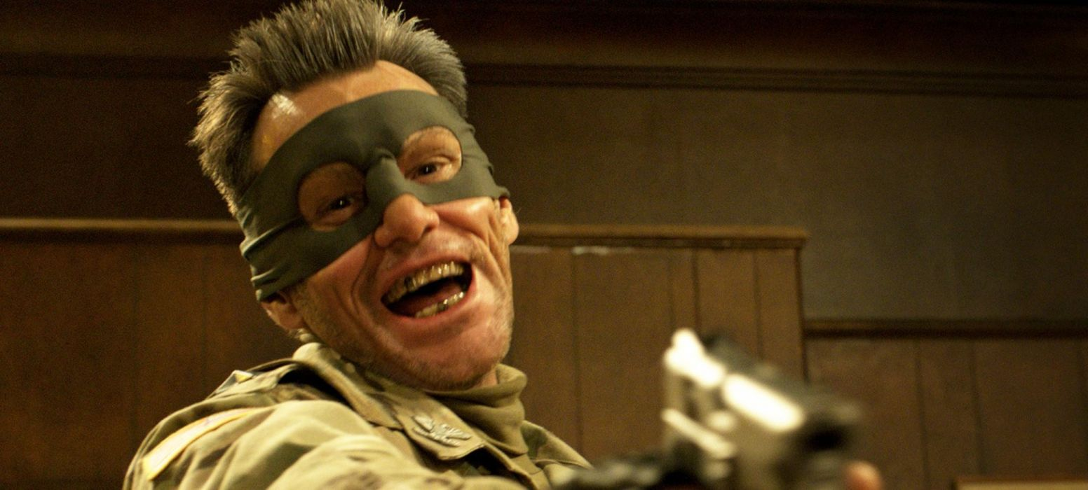 guns Jim Carrey still Kick-Ass 2 wallpaper