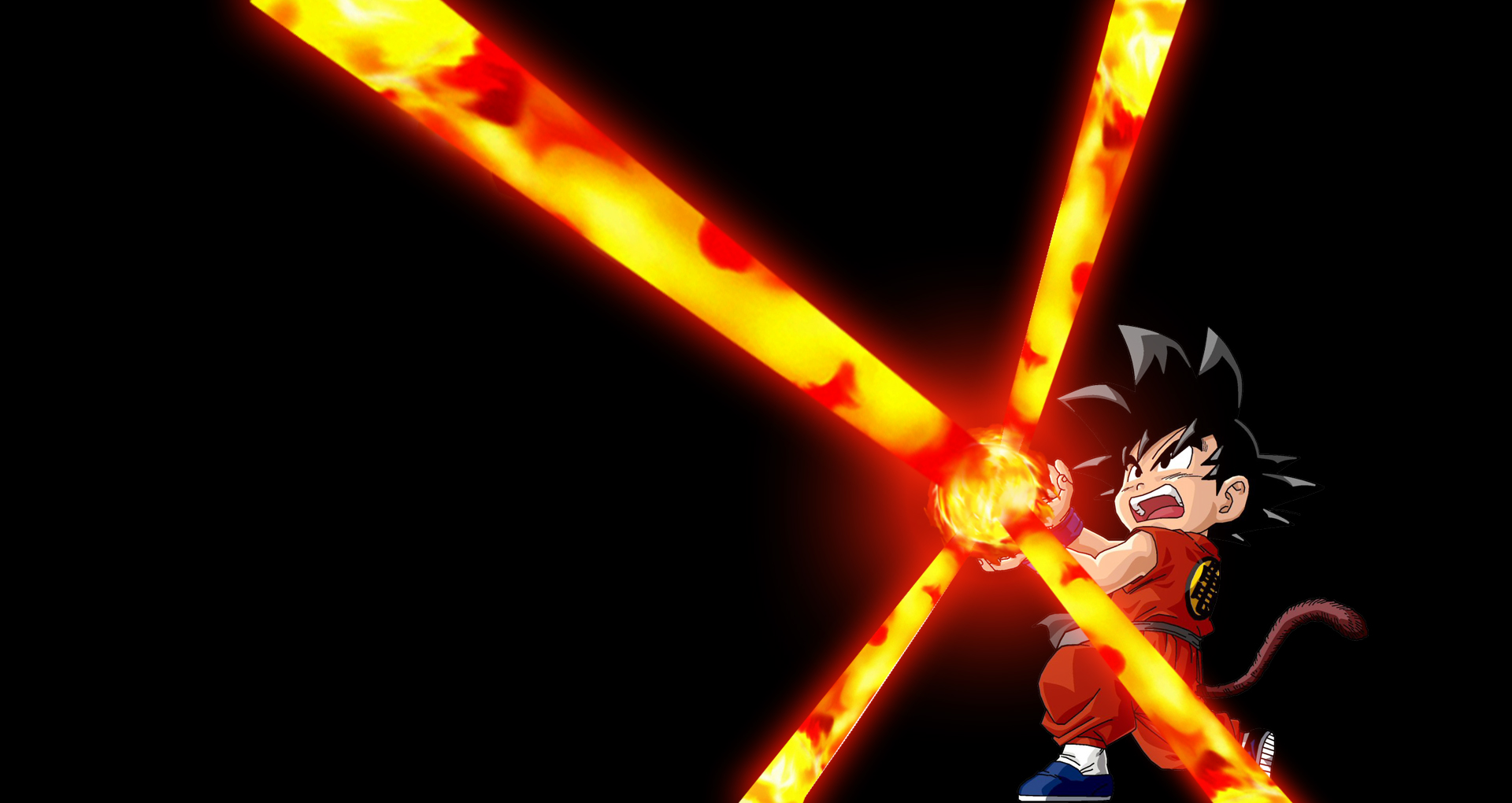 Goku Dragonball Z Anime Wallpaper 1920x1020 75187 Wallpaperup