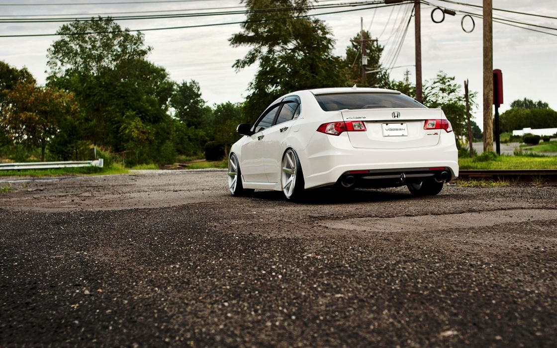 Honda Accord Acura Tsx Tuning Wallpaper 1920x1200 75189 Wallpaperup